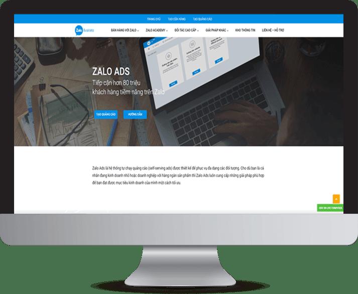Hướng dẫn mở khóa kênh bán hàng Zalo OA