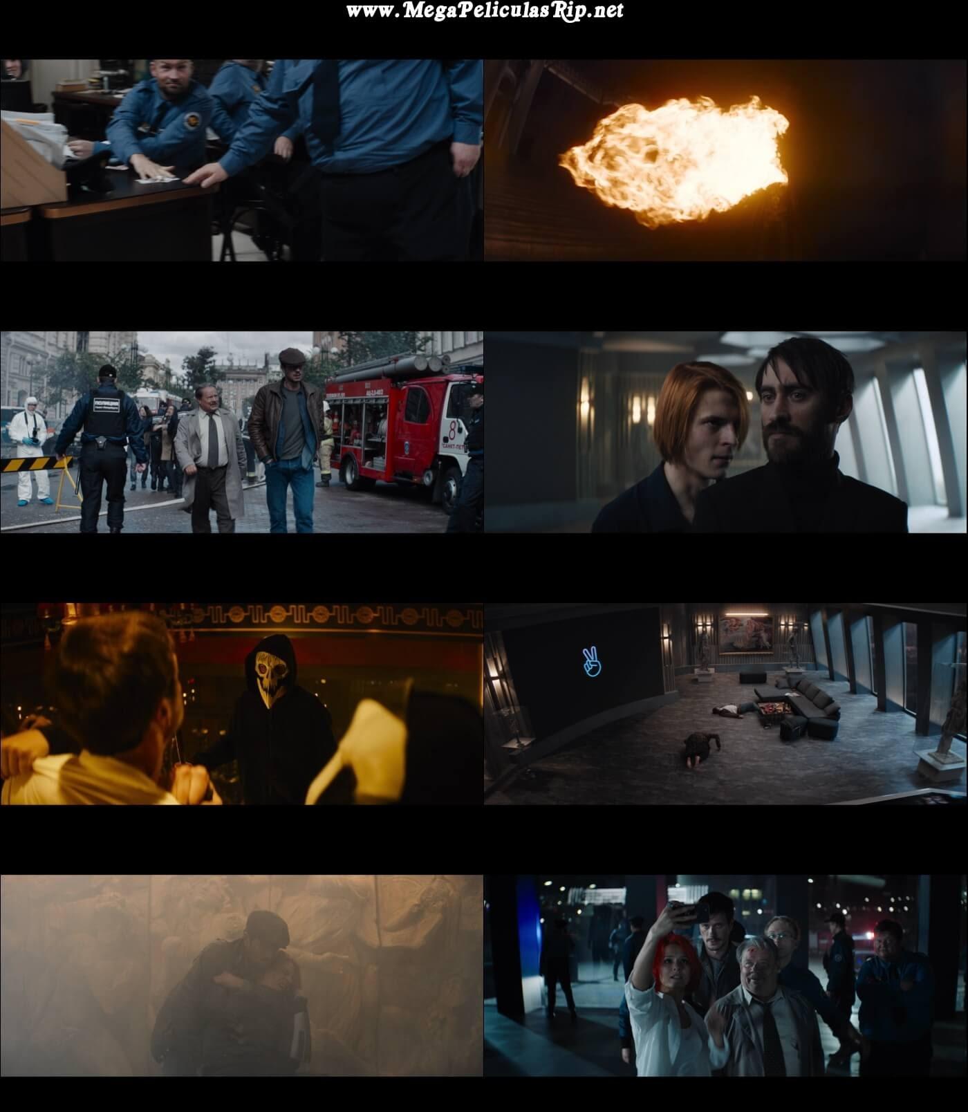 Igor Grom Contra El Doctor Peste 1080p Latino