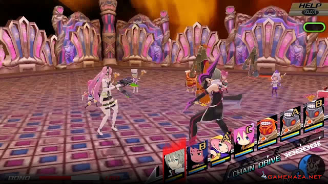 Conception II Children of the Seven Stars Gameplay Screenshot 2