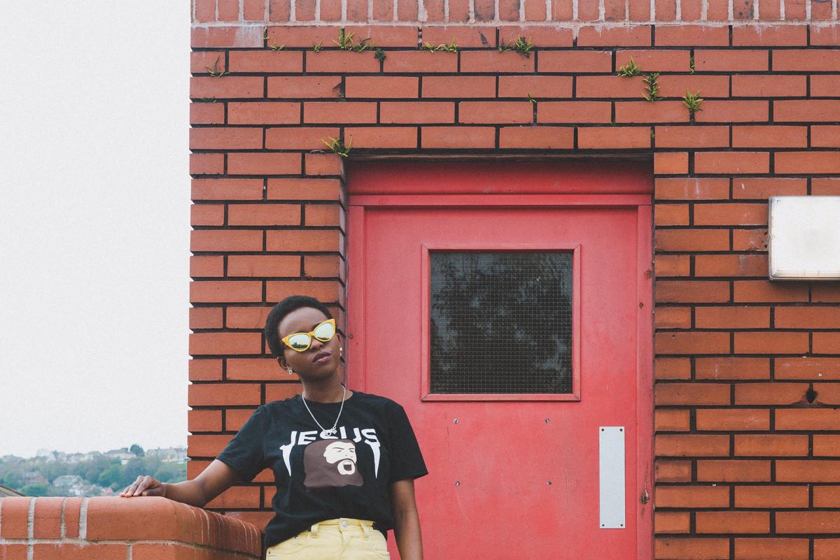 Oroma Roxella Rukevwe wearing Blind Sparrow Apparel || www.orrblog.net