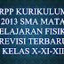 RPP KURIKULUM 2013 SMA MATA PELAJARAN FISIKA KELAS X-XI-XII REVISI TERBARU