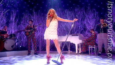 INYIM Media Christmas Eve Marathon W/ None Other Than Queen Of Euro-Xmas, Kylie Minogue!