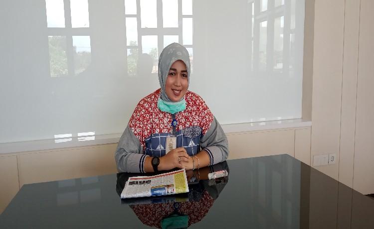 Cegah Covid-19, Kepala UPT Samsat Cikande : Masyarakat Bisa Melakukan Transaksi Melalui Online