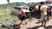 Morador de Trizidela do Vale morre em colisão na estrada de Paulo Ramos e Lago da Pedra