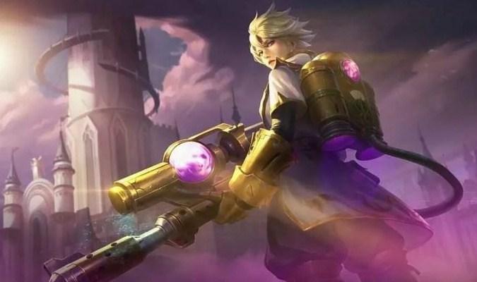 Fakta Unik Hero Marksman Mobile Legends: Bang Bang - Kimmy