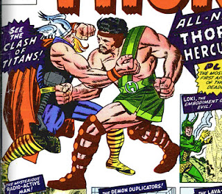 Journey Into Mystery Annual 1 Thor Hercules