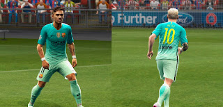 PES 2013 Full GDB Kits pack Season 2017/2018