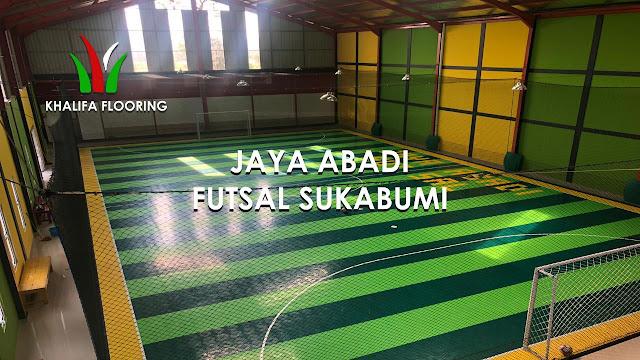 Lapangan Futsal Sukabumi