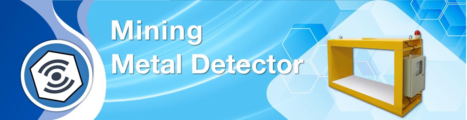 Mining Metal Detector