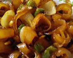 Resep masakan indonesia tumis kikil cabai hijau spesial (istimewa) praktis mudah sedap, nikmat, enak, gurih lezat