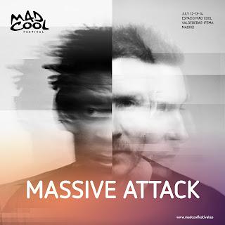 Massive Attack Mad Cool Festival 2018