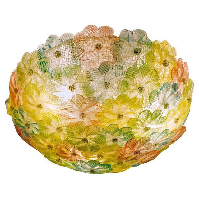 rosa-lampadario-murano-vetro