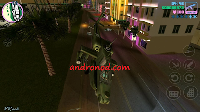 GTA Vice City Mod Apk+OBB Data Terbaru