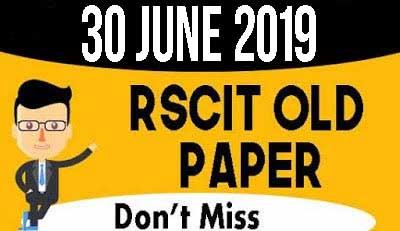 rscit model paper, online rscit paper, rkcl online previous paper in hindi, RSCIT old paper in hindi, RSCIT Old paper 30 june 2019,Rscit paper, learn rscit, LearnRSCIT.com, LiFiTeaching, RSCIT, RKCL, Rscit old paper  30 june 2019 online test, rscit old paper 30 june  2019 vmou, rscit old paper 30 june 2019 with answer key, rscit old paper 30 june 2019 with solution, rscit old paper 30 june 2019 and answer key, rscit old paper 30 june 2019 ans, rscit old question paper 30 june 2019 with answers in hindi, rscit old questions paper 30 june 2019, rkcl rscit old paper 30 june 2019, rscit previous solved paper 30 june 2019, RSCIT website