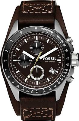 Fossil CH2599 Decker Analog Watch