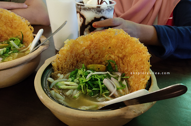 Jalan-Jalan Cari Makan Best Ipoh Perak