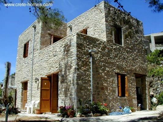 Como construir una casa de piedra finest barbacoa horno y for Como construir una casa de piedra
