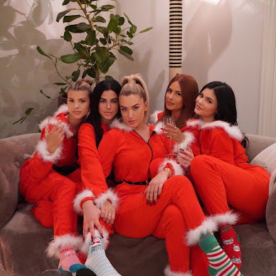 How All of Your Favorite Celebs Are Celebrating the Christmas Holiday Season 2019