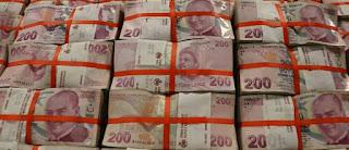 سعر صرف الليرة التركية أمام العملات الرئيسية الجمعة 27/12/2019