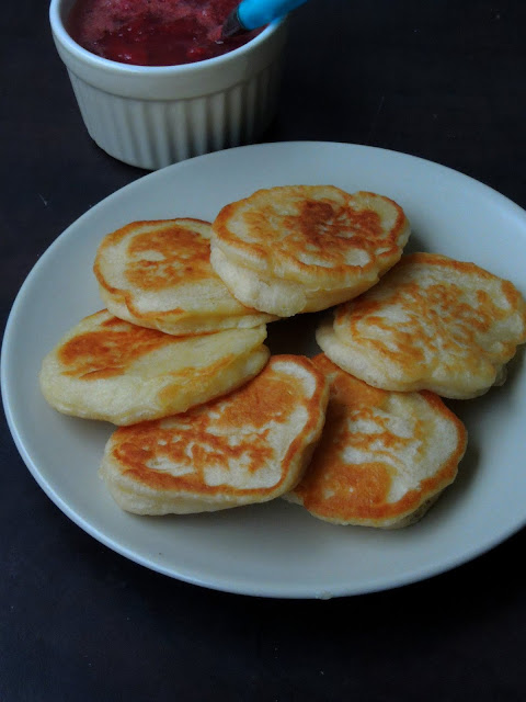 Livance, Czech Pancakes