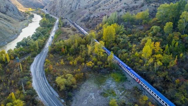السياحة في تركيا - يقدم قطار الشرق السريع، أعرق خطوط سكك الحديد في تركيا