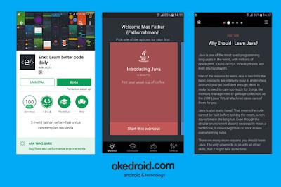 Enki Aplikasi Android