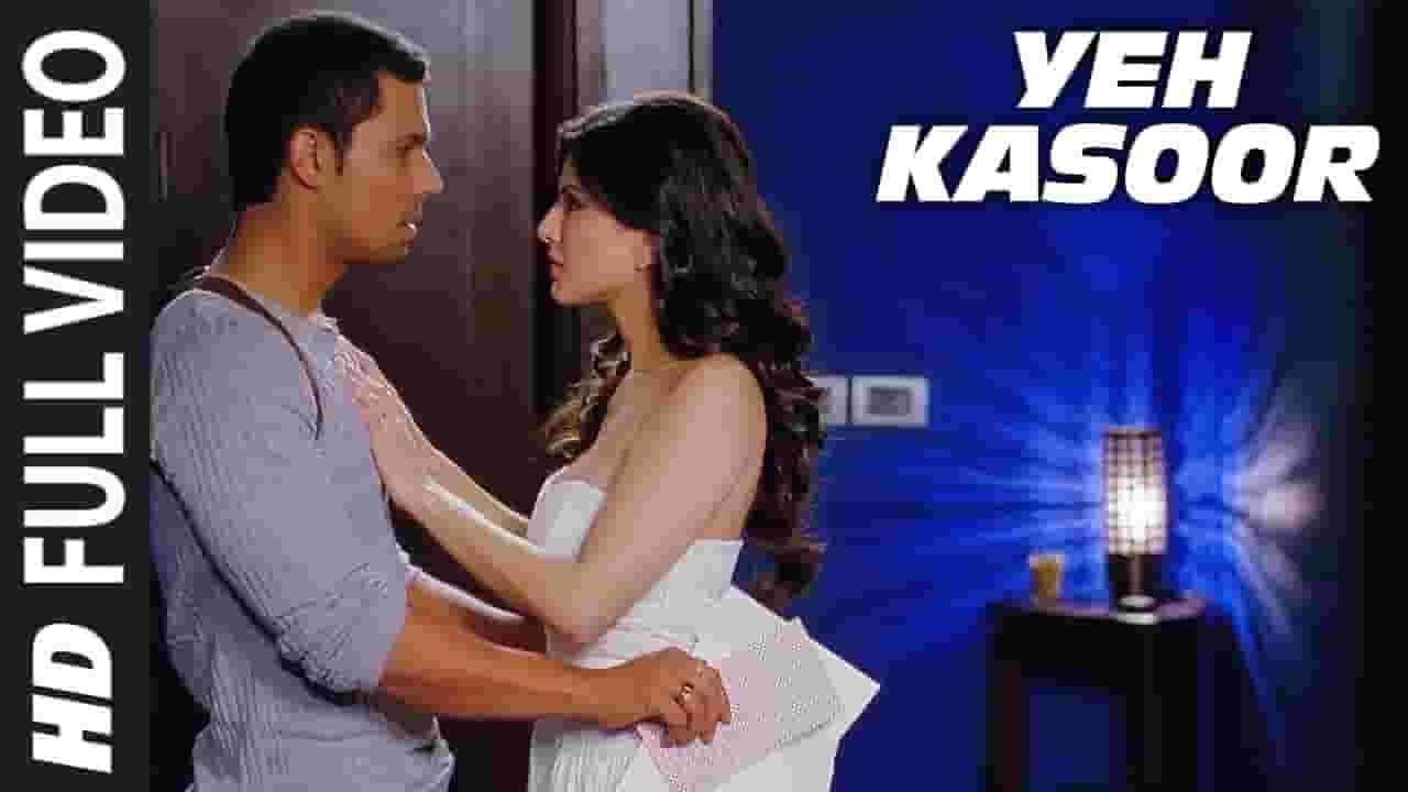 Yeh kasoor lyrics Jism 2 Sonu Kakkar Bollywood Song