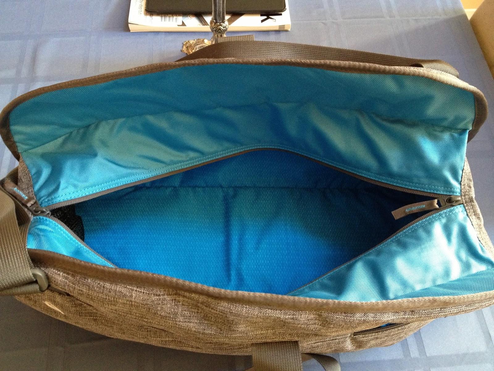 T2 Yoga Bag  A Product Review b56c8e439654d