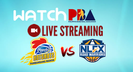 Livestream List: Magnolia vs NLEX game live streaming January 14, 2018 PBA Philippine Cup