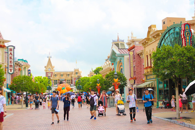 Disneyland Resort - Hong Kong