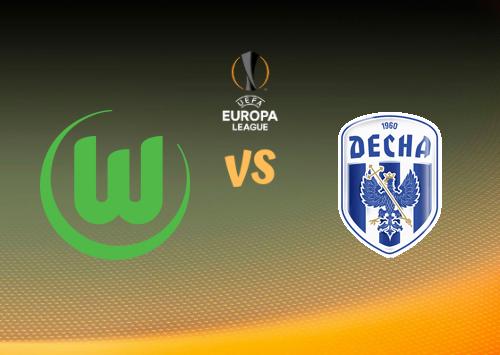 Wolfsburg vs Desna  Resumen