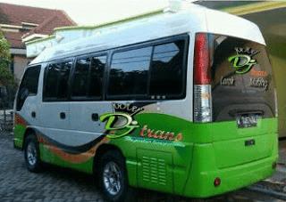 DJ TRANS Tour & Travel » Pacitan Lorok Trenggalek Malang