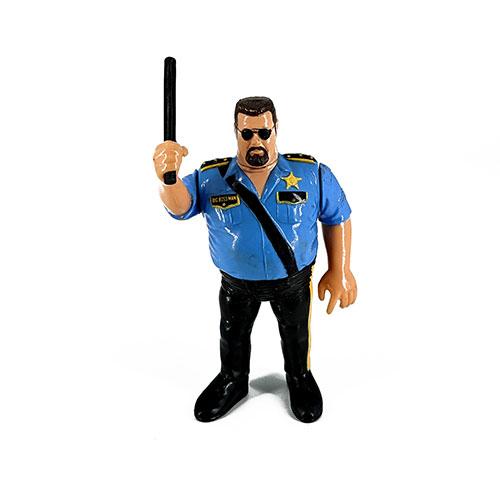 Figura Presing Catch WWF Big Boss Man 1990