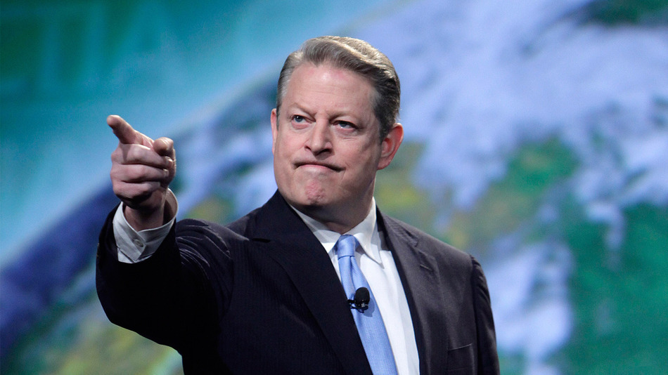Al gore aquecimento global