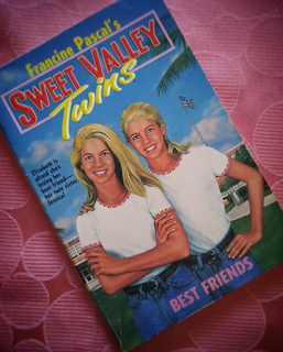 francine pascal's sweet valley twins