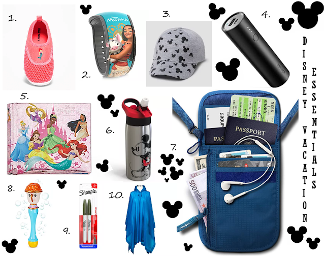 things you need for disney; 2020 disney trip essentials; 2021 disney trip essentials; things you need for disney; what to pack for disney vacation
