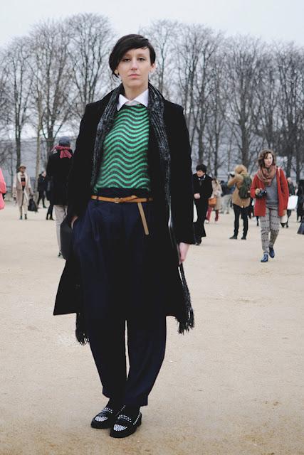 2016 Kış Modası Kazak Kombinleri