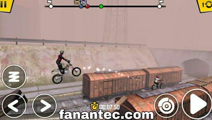 تحميل لعبة سباق الدراجات Trial Xtreme Free للهواتف برابط مباشر