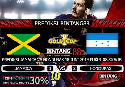 PREDIKSI JAMAICA VS HONDURAS 18 JUNI 2019