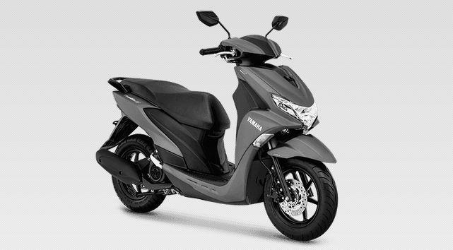 Spesifikasi dan Harga Yamaha Freego S Version ABS 125