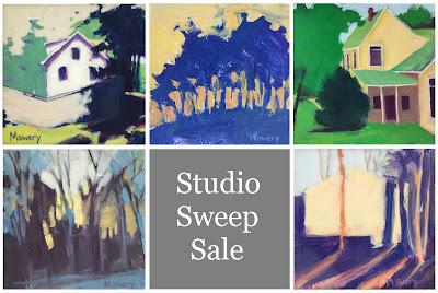Studio Sweep Sale at Bishop's Stock Gallery