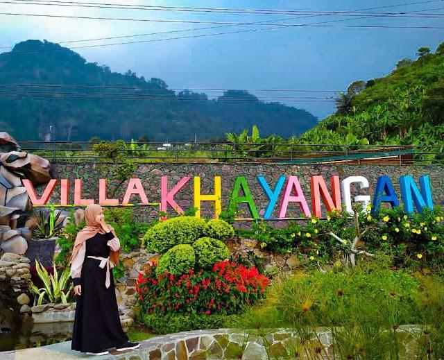 Tiket Villa Khayangan Bogor