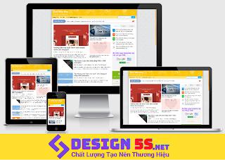 Template blogspot Super Fast ưu điểm tải trang nhanh