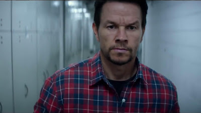 Mark Wahlberg Mile 22 2018 new images
