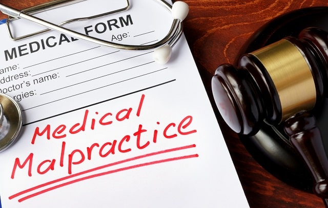 pain management malpractice doctor liability medical lawsuit