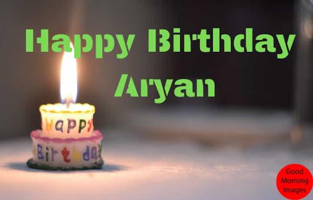 Happy Birthday Aryan