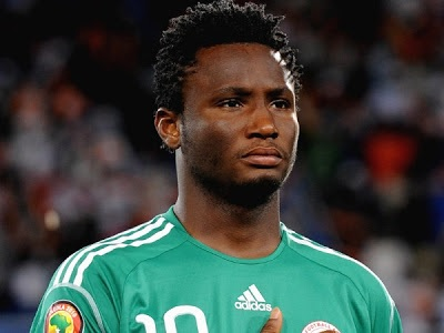Rio Olympics: Mikel disappointed not to carry Nigerian flag