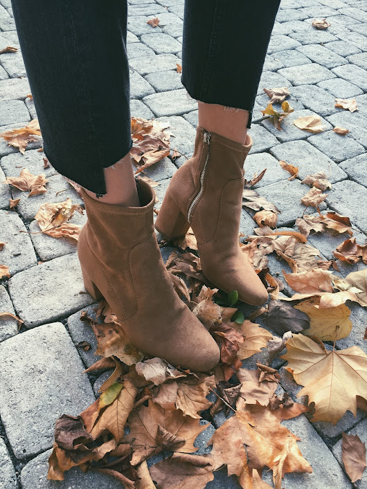 Sacha Marie Davis: New 'Style steal' autumn boots for under £30
