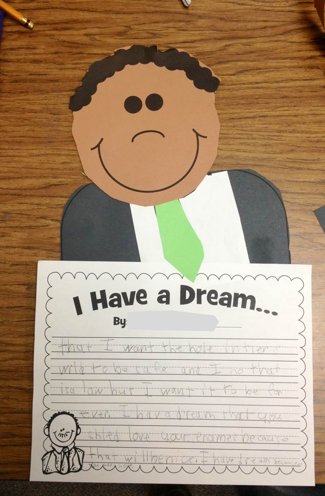 martin luther king craft ideas susan jones teaching martin luther king jr activities 6905