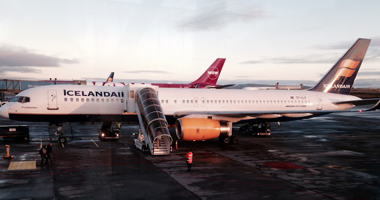 Iceland: Departure From KEF